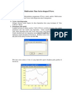 03 Analisis Multivariate Time Series Dengan EViews