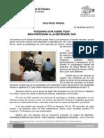 27/02/13 Germán Tenorio Vasconcelos PERSONAS CON SOBRE PESO, MÁS PROPENSAS A LA DEPRESIÓN, SSO