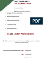 Clima y Arquitectura (1)