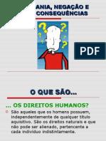 CIDADANIA E NEGAÇÃO - SOS- GUARDA MIRIM