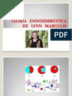 TEORIA   ENDOSIMBIOTICA DE   LYNN   MARGULIS.ppsx