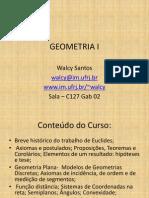 Geometria i