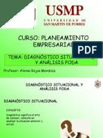 Diagnostico Situacional y Analisis Foda