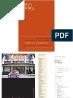 Briefing - Luxury Industry (11.2009)