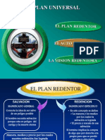 Lección 2. El Plan Universal