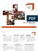 2011 Resident Inn Marketing Plan