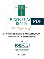 Downtown Boca - Business Plan