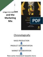 Segmentation and the Marketing Mix 1225430880491713 8