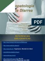 Fisiopatologia Diarrea