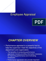 Performance Appraisal Step by Step Approach