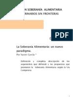 Doc1 Soberania Alimentaria Generalidades