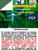 CURSO DE FISIOLOGÍA VEGETAL1