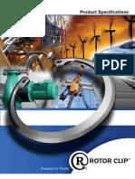 Rotorclip Catalog (2012)