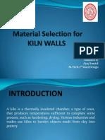 material selection for klinn wall.pptx