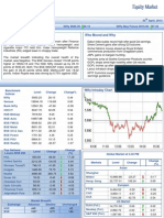Equity Closing 30 April - RR Financial Consultants