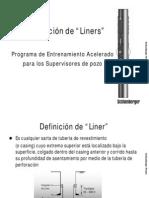 Cementación de Liners