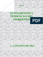 MKT estratègico (Tema 1)