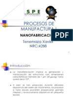 PMI Nanofabricacion