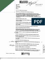T8 B19 Miles Kara HQ FAA 3 of 3 Fdr- ACI Watch Log 911- Pg 3- London Reporting UBL Claimed Responsibility 249
