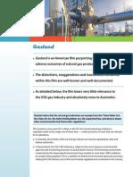 Factfile on Gasland