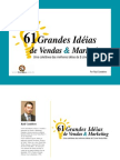 61 Ideias de Vendas e Marketing Raul Candeloro