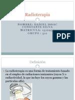 Radioterapia