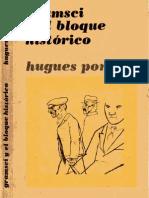 Gramsci Bloque Historico Hugues Portelli