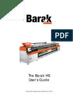 Barak Hs User Guide