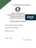 Ejercicio SQL Server Consultas Join (Tipos)