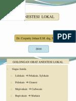 Anestesi Lokal RC