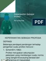 Keperawatan Sebagai Profesi 2