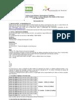 Regulamento Final 2013