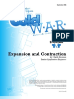 Cold War September 2006 Expansion and Contraction