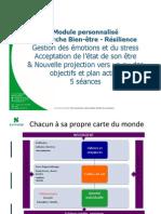 Module Personnalisé 5 séances OUTILS et Methodes