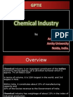 GPTIE PPT- Chemical Sector