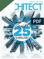 ITP ME Architect Magazine Power List