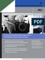 NIJ Journal Issue No. 271