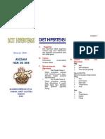 Leaflet Diet Garam