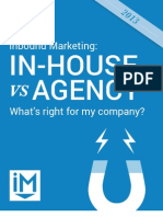 Inbound Marketing in House Agency
