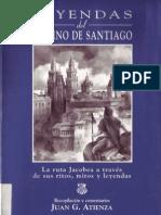 Atienza, Juan G - Leyendas Del Camino de Santiago