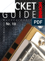HOHNER Pocket Guide No10 2010