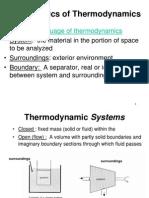 Sect. 1 Basics of Thermodynamics1