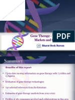 Gene Therapy - Technologies, Markets and Companies