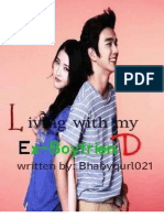 Living With My Ex Boyfriend (Soft Copy)