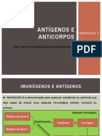 2 Antígenos e anticorpos