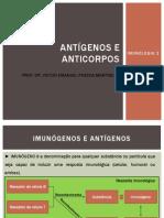 2 Antígenos e anticorpos