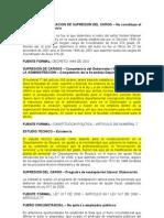15001-23!31!000-2002-01304-02(0546-10) Competencia de Asamblea en Supresion Cargos - Comunicacion No Es Acto Demandable
