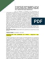 25000-23!25!000-2002-13188-01(0807-08) Regulacion Para Indemnizacion en Liquidacion y Supresion de Cargos