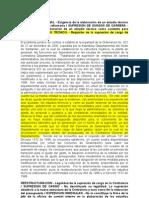 54001-23-31-000-2001-00445-01(7793-05) ESTUDIO TECNICO - Requisito de la supresión de cargo de carrera