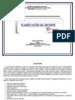 Planificación Lapso I(2012-2013)
